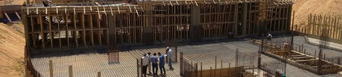Developments Construction works Medical Centre