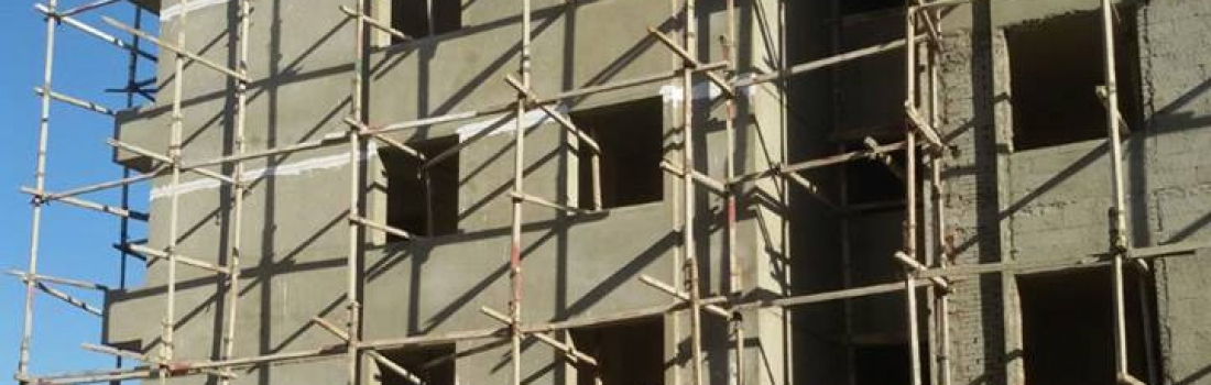 Developments Construction Works at Nest Cairo